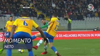 Moreirense FC, Jogada, Neto aos 64'