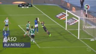 Sporting CP, Caso, Rui Patrício aos 3'