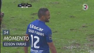 CD Feirense, Jogada, Edson Farias aos 54'