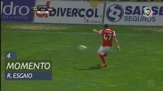 SC Braga, Jogada, Ricardo Esgaio aos 4'