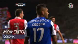 FC Porto, Jogada, Corona aos 10'