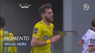 FC P.Ferreira, Jogada, Miguel Vieira aos 42'