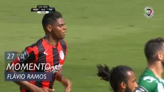 CD Feirense, Jogada, Flávio Ramos aos 27'