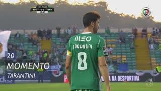 Rio Ave FC, Jogada, Tarantini aos 20'