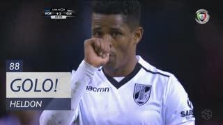 GOLO! Vitória SC, Heldon aos 88', FC Porto 4-2 Vitória SC