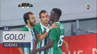 GOLO! Rio Ave FC, Guedes aos 86', Estoril Praia 0-2 Rio Ave FC