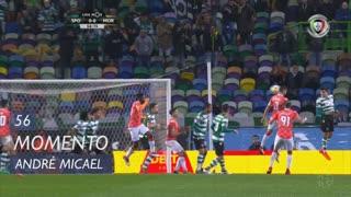 Moreirense FC, Jogada, André Micael aos 56'