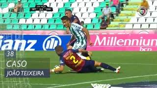 Vitória FC, Caso, João Teixeira aos 38'