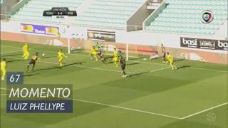 FC P.Ferreira, Jogada, Luiz Phellype aos 67'
