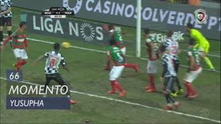 Boavista FC, Jogada, Yusupha aos 66'