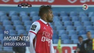 SC Braga, Jogada, Dyego Sousa aos 90'