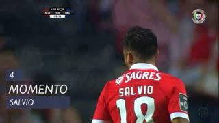 SL Benfica, Jogada, Salvio aos 4'