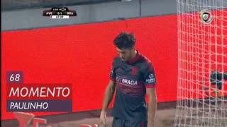 SC Braga, Jogada, Paulinho aos 68'