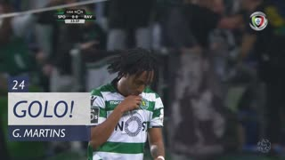 GOLO! Sporting CP, Gelson Martins aos 24', Sporting CP 1-0 Rio Ave FC