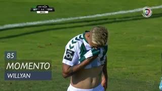 Vitória FC, Jogada, Willyan aos 85'