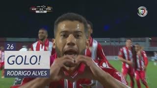 GOLO! CD Aves, Rodrigo Alves aos 26', CD Aves 1-0 Portimonense
