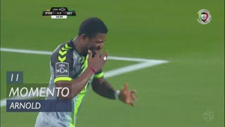 Vitória FC, Jogada, Arnold aos 11'