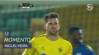 FC P.Ferreira, Jogada, Miguel Vieira aos 13'