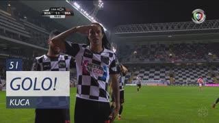 GOLO! Boavista FC, Kuca aos 50', Boavista FC 1-1 SC Braga