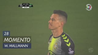Vitória FC, Jogada, Wallyson Mallmann aos 28'