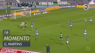 Sporting CP, Jogada, Gelson Martins aos 16'