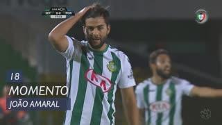 Vitória FC, Jogada, João Amaral aos 18'