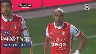SC Braga, Jogada, Wilson Eduardo aos 77'