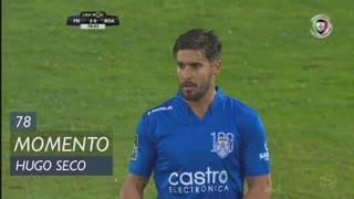 CD Feirense, Jogada, Hugo Seco aos 78'