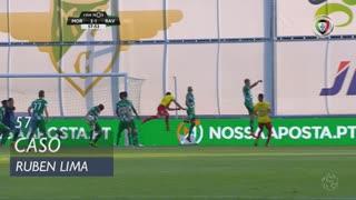 Moreirense FC, Caso, Ruben Lima aos 57'