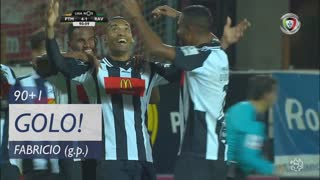 GOLO! Portimonense, Fabricio aos 90'+1', Portimonense 4-1 Rio Ave FC