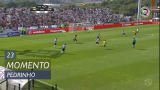 FC P.Ferreira, Jogada, Pedrinho aos 23'