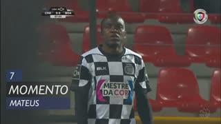 Boavista FC, Jogada, Mateus aos 7'