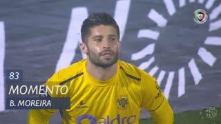 FC P.Ferreira, Jogada, Bruno Moreira aos 83'