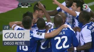 GOLO! FC Porto, Diego Reyes aos 19', FC Porto 1-0 Marítimo M.