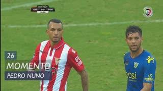 CD Tondela, Jogada, Pedro Nuno aos 26'