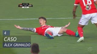 SL Benfica, Caso, Álex Grimaldo aos 4'