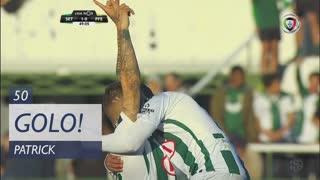 GOLO! Vitória FC, Patrick aos 50', Vitória FC 1-0 FC P.Ferreira