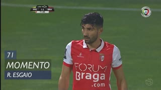 SC Braga, Jogada, Ricardo Esgaio aos 71'