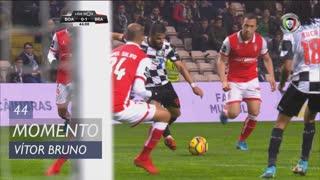 Boavista FC, Jogada, Vítor Bruno aos 44'