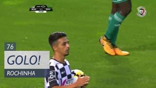 GOLO! Boavista FC, Rochinha aos 76', Boavista FC 1-1 Rio Ave FC