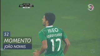 Rio Ave FC, Jogada, João Novais aos 52'