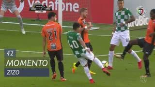 Moreirense FC, Jogada, Zizo aos 42'