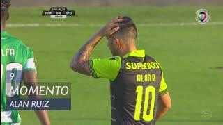 Sporting CP, Jogada, Alan Ruiz aos 9'