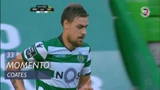 Sporting CP, Jogada, S. Coates aos 33'