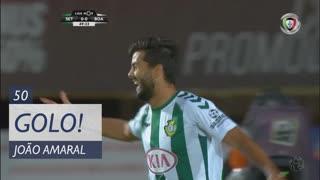 GOLO! Vitória FC, João Amaral aos 50', Vitória FC 1-0 Boavista FC