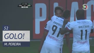 GOLO! GD Chaves, Matheus Pereira aos 52', GD Chaves 3-1 Marítimo M.