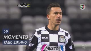 Boavista FC, Jogada, Fábio Espinho aos 50'
