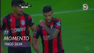 CD Feirense, Jogada, Tiago Silva aos 77'