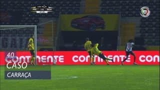Boavista FC, Caso, Carraça aos 40'