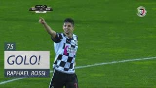 GOLO! Boavista FC, Raphael Rossi aos 75', FC P.Ferreira 1-2 Boavista FC